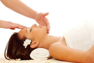 El masaje energético