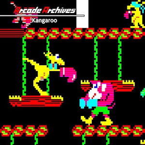 Arcade Archives Kangaroo