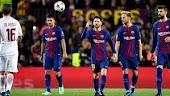 نتيجة مباراة برشلونة واشبيلية بث مباشر كورة ستار 19-06-2020  الدوري الاسباني