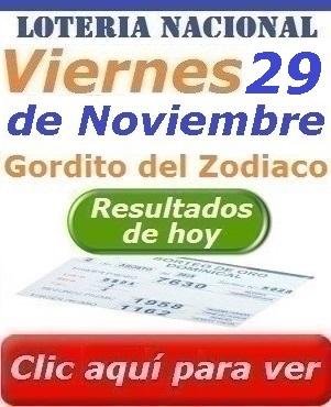 Loteria Nacional De Panama Resultados Gordito Del Zodiaco
