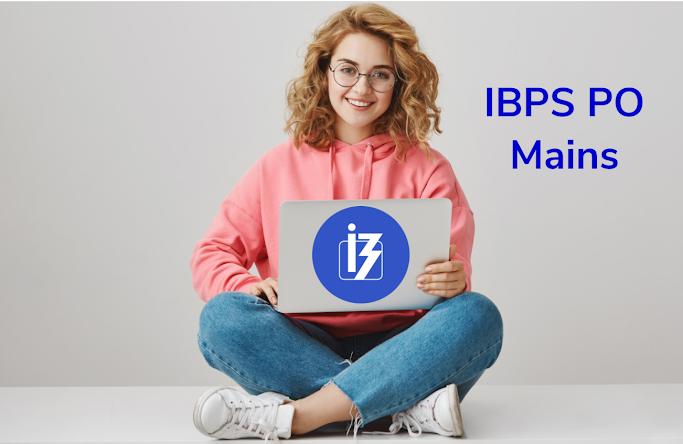 IBPS PO Mains