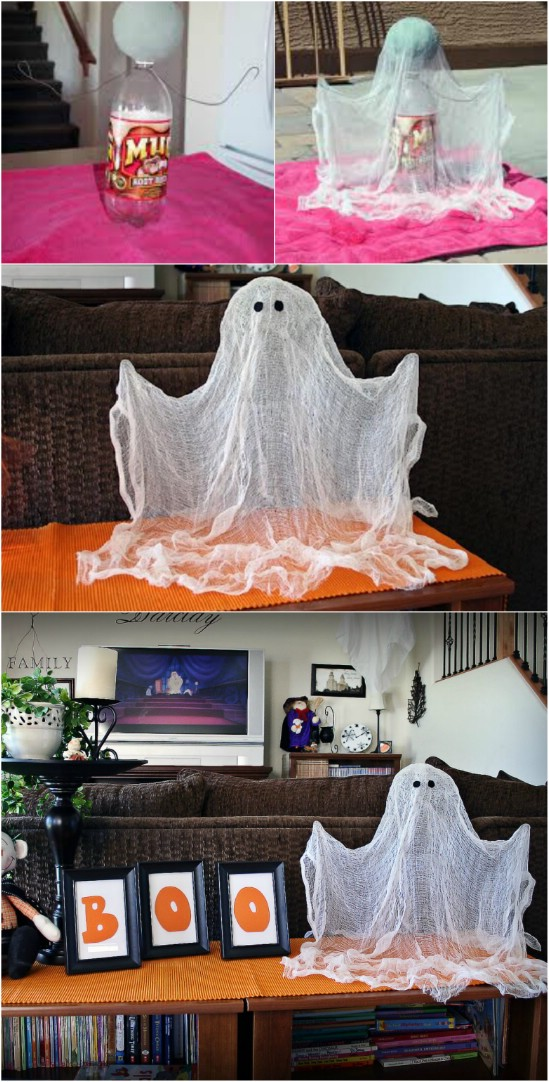 Four halloween Decoration Ideas