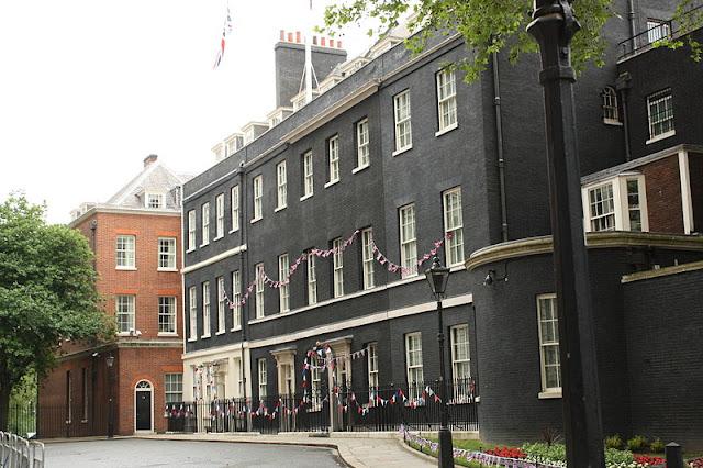 Что посмотреть в Лондоне бесплатно: Даунинг Стрит