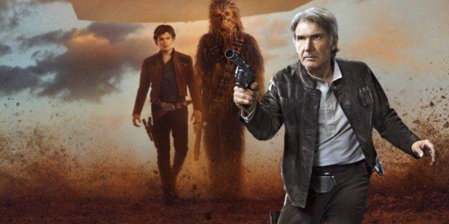 Harrison Ford disfrutó Solo: A Star Wars Story