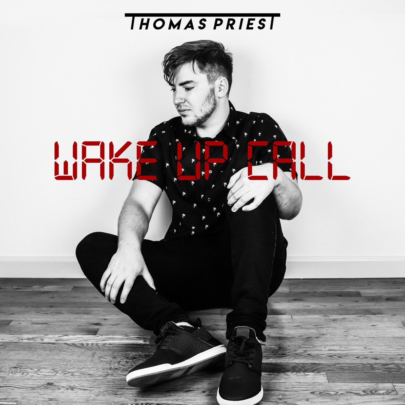 "Singer/Songwriter Thomas Priest Drops New EP ""Wake Up Call"""