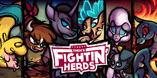 https://store.steampowered.com/app/574980/Thems_Fightin_Herds/