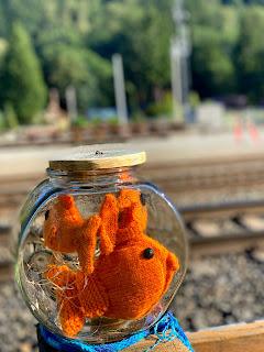 Crotchet Fishbowl in Skykomish, Washington