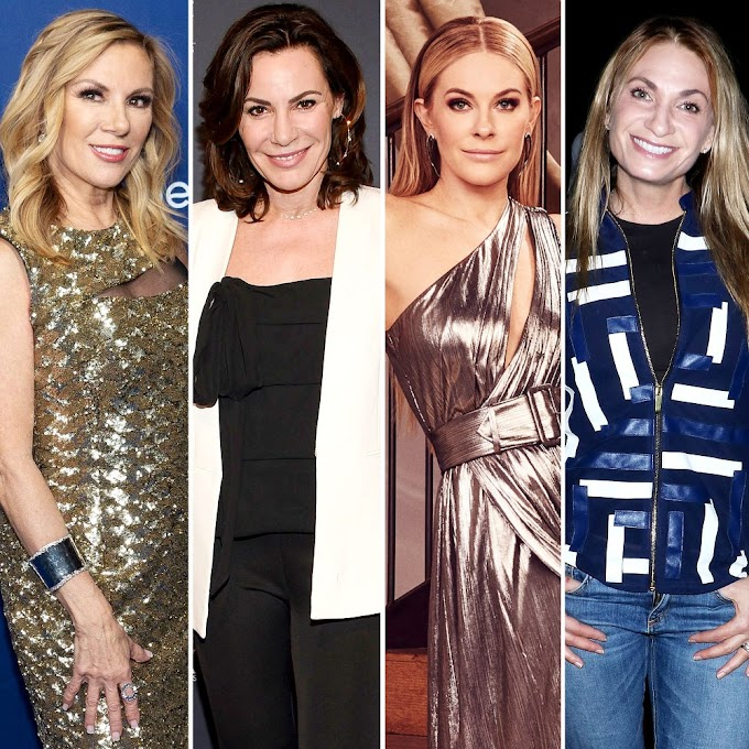 Ramona Singer And Luann De Lesseps Weigh In On Leah McSweeney And Heather Thomson's Feud!