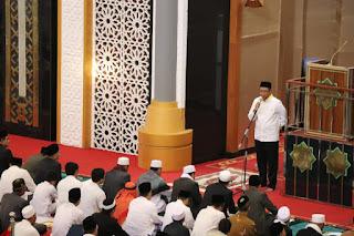 Doktor Zul: Idul Qurban Ajarkan Ummat Islam, Optimis Tatap Masa Depan