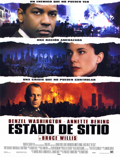 Ver Contra el enemigo (The Siege) (1998) Online