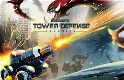 Tower Defense Invasion