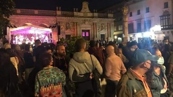 La alcaldesa socialista de Jerez no permite procesiones religiosas pero sí los conciertos de la izquierda