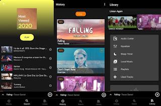YTPlayer – YouTube, Spotify & Soundcloud Downloader Premium Apk v2.3