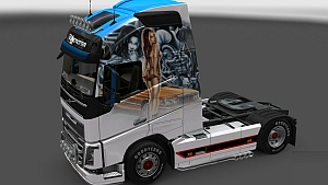 10 skins pack for Volvo 2012