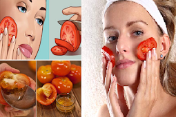 The Incredible Effects of Tomatoes In Your Skin!