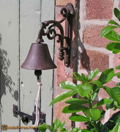 Classic Brass House Doorbell