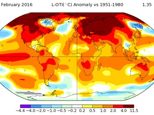 EOTW: Часът на Земята - Насочи светлина към климата