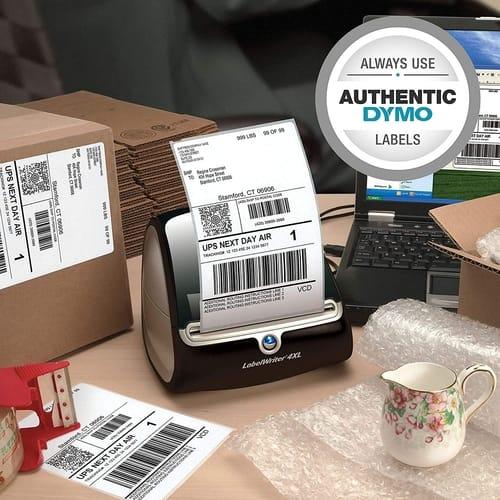 Review DYMO 1755120 4XL Thermal Label Printer