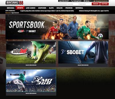 SPORTS : Taruhan Judi Olahraga Online ( Sbobet, Ubobet, Cmd368 )
