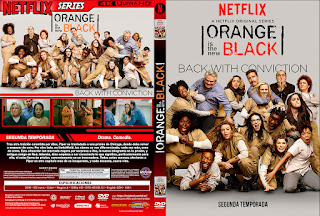 ORANGE IS THE NEW BLACK - TEMPORADA 2