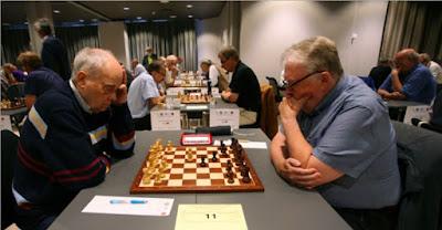 Partida de ajedrez Jaume Anguera Maestro (MN) - Nils-Ake Malmdin (MF-Suecia), 2018