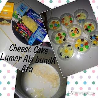 Resep Cheese Cake Lumer Makan Dingin Lebih Enak