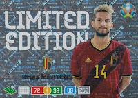Panini Adrenalyn XL UEFA Euro em 2020 1 x fatpack 32 cards Limited Edition