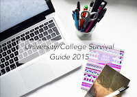 University/College Survival Guide 2015!