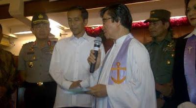 5 Kesamaan Jokowi dengan Jesus