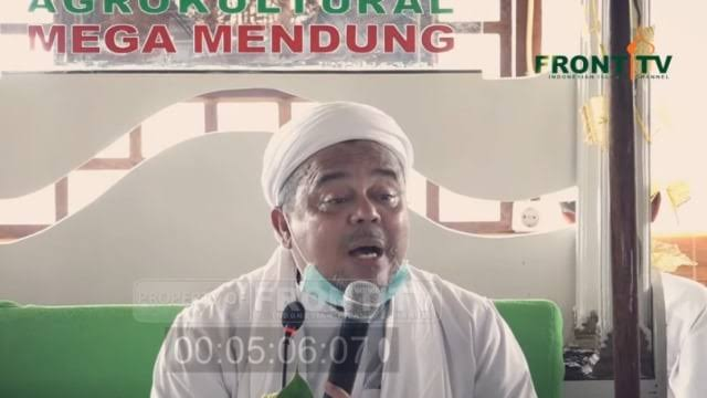 Polisi Dinilai Berlebihan Jerat Habib Rizieq di Kasus Kerumunan Megamendung