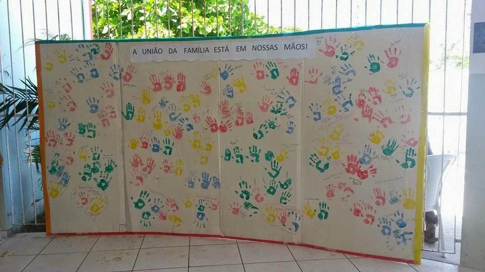 Como Organizar Uma Festa Da Familia Na Escola Final De Ano: EM Barra De Zacarias: Outubro 2014