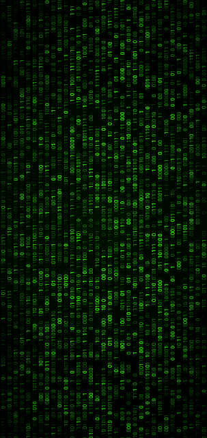 matrix code hacker phone wallpaper
