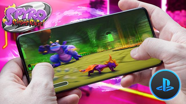 Spyro 2 – Riptos Rage Para Teléfonos Android (ROM PS1)