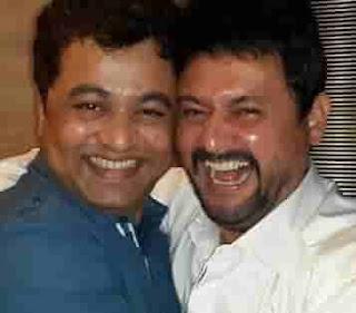 Subodh Bhave With Swapnil Joshi