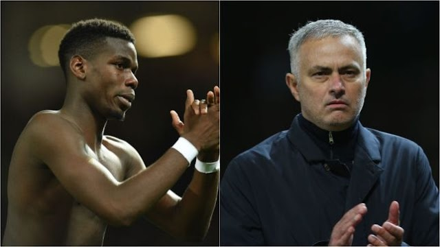 What Paul Pogba told Jose Mourinho at half-time to inspire stunning Newcastle United comeback