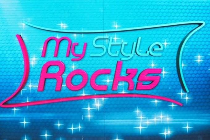 Όνομα-έκπηξη προστίθεται στη λίστα για την παρουσίαση του «My style rocks»...