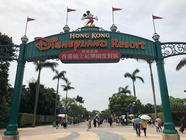Disneyland Resort de Hong Kong