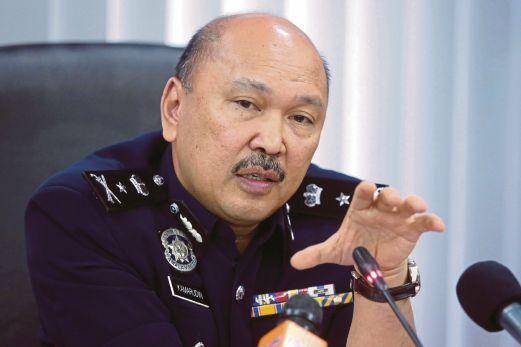 1,710 pegawai, anggota polis bertugas sempena PRK Tanjung Piai