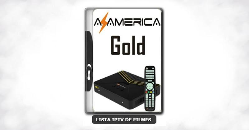 Azamerica Gold Nova Atualização Estabilidade de Conexão Com os Serviços IKS e SKS V.09.21896