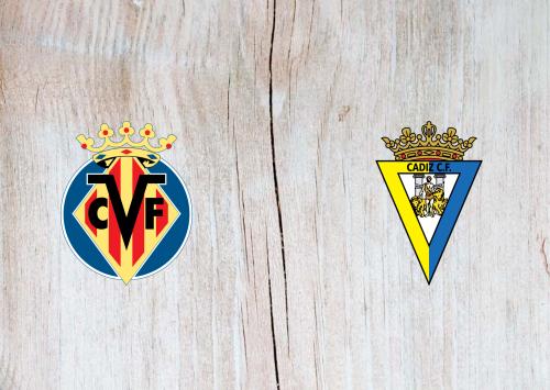 Villarreal vs Cádiz -Highlights 21 March 2021