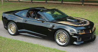 2018 Pontiac Trans Am Returns To Do Battle