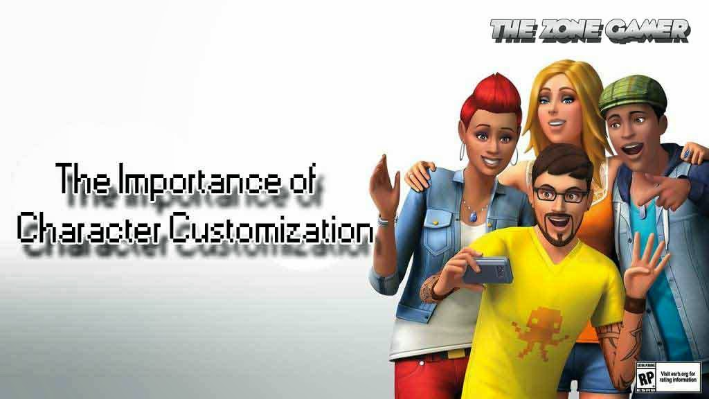 sims 4 character customization