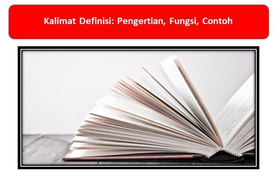 Kalimat Definisi