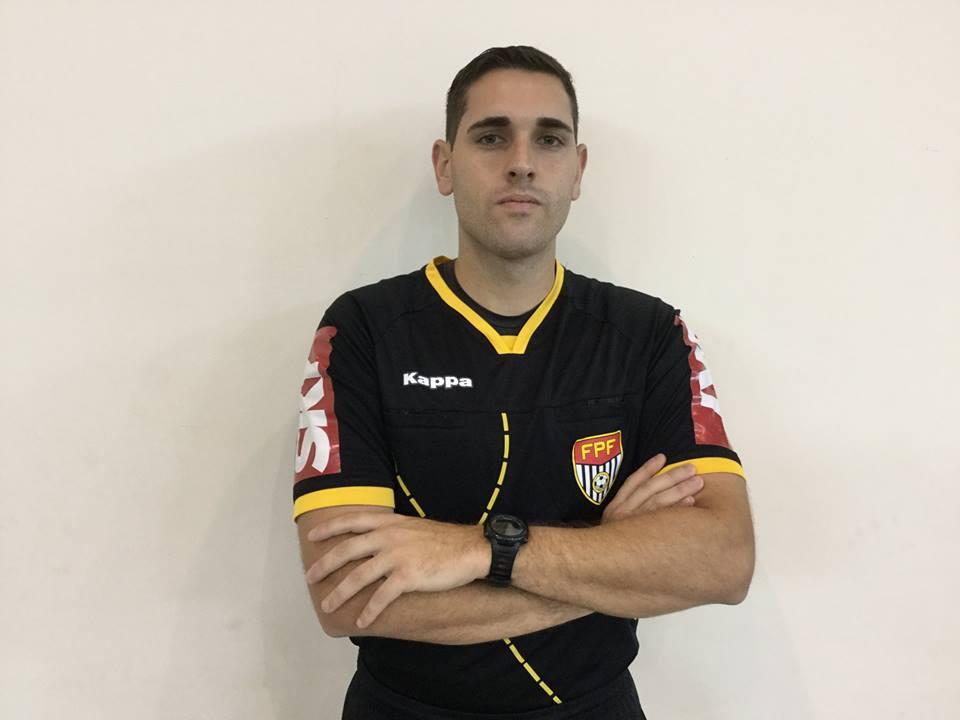 Cajobiense será um dos árbitros da final da Copa São Paulo de Futebol Júnior