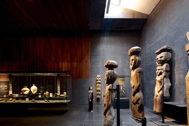 Visita ao Museu Chileno de Arte Pré-Colombiana