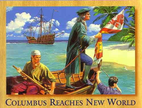 say no to columbus day essay