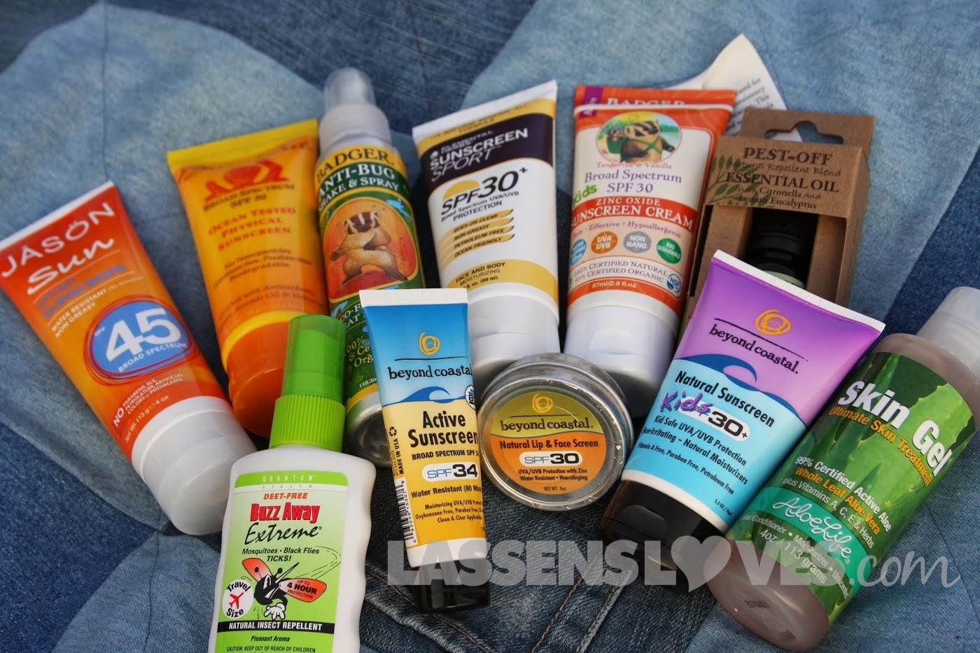 natural+sunscreen, natural+bug+spray