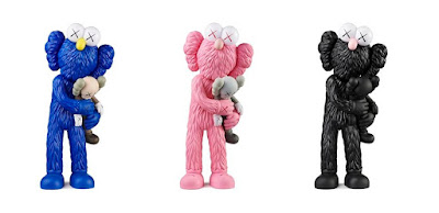 """Take"" BFF with Companion Vinyl Figure by KAWS"