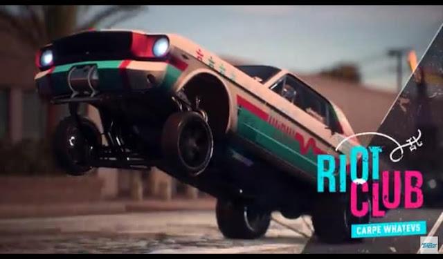 Third screenshot from NFS: Payback trailer