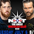 Kyle O'Reilly vs Adam Cole é anunciado para o NXT Great American Bash